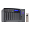 Qnap TVS-1282 NAS-Server 12-Bay i7-6700 32 GB SATA Gigabit Ethernet RAID 0/1/5/6/10/JBOD