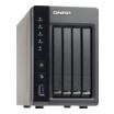 Qnap TS-453S Pro NAS-Server SATA RAID 0/1/5/6/10/JBOD/5 Hot Spare Gigabit Ethernet iSCSI