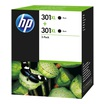 HP 301XL Tintenpatrone schwarz