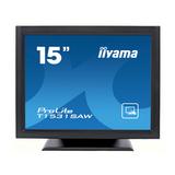 "IIyama ProLite T1531SAW-B3 38 cm (15"") 1024 x 768 Pixel 8 ms"