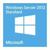 SB MS Windows Server 2012 Standard 64bit, 2 Prozessoren / 2 Virtuelle Maschinen DVD Deutsch Win (SystemBuilder)