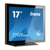 "Iiyama ProLite T1732MSC-B1X 43cm (17"") 1280x1024Pixel 1000:1 5ms"