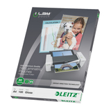 Leitz Lamnierfolie UDT glänzend A4 80 Mikron 100 Stück