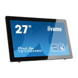 "Iiyama ProLite T2735MSC-B2 68,6 cm (27"") Touchscreen 1920 x 1080 Pixel 3.000:1 255 cd/m² 5 ms"