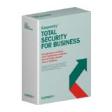 Kaspersky Total Security for Business 25-49 Node 1 Jahr Base Maintenance Lizenz