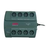 APC Back-UPS ES 400VA 230V, 240W, Eingang 230V/Ausgang 230V, 4xSCHUKO Netzausfall, 4xSchuko Überspannungsschutz