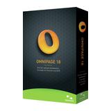 Nuance OmniPage 18.0 Standard Vollversion CD Deutsch Win