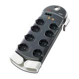 APC SurgeArrest PL8VT3 Überspannungsschutz-Steckdosenleiste 8xAusgangsstecker schwarz