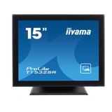 "IIyama T1532SR-B3 38 cm (15"") Touch 1024 x 768 Pixel 700:1 350 cd/m² 8 ms"