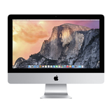 Apple iMac 2,7GHz Intel QC i5, 54,6 cm (21.5''), 8GB RAM, 512GB Flash, Intel Iris Pro