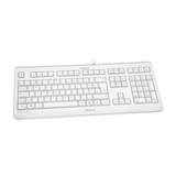 Cherry KC 1068 Tastatur USB Grau Layout Deutsch