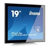 "Iiyama Prolite T1932MSC-W2AG Touch-Monitor 48 cm (19"") 1280 x 1024 Pixel 14 ms"