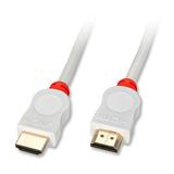 Lindy HDMI Kabel Stecker/Stecker weiß 3m