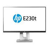 "HP EliteDisplay E230t Touch-Display 58,4 cm (23"") 1920 x 1080 Pixel 5 ms"
