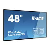"""Ilyama ProLite LE4840S-B1 121 cm (48"""") Schwarz 1920 x 1080 Pixel 4.000:1 350 cd/m²"""
