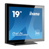 "Iiyama ProLite T1932MSC-B2X 48cm (19"") 1280x1024Pixel 1000:1 225cd/m² 14ms"