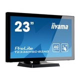 "Iiyama ProLite T2336MSC-B2AG Multitouch-Monitor 58,4 cm (23"") 1920 x 1080 Pixel 5 ms"