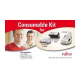Fujitsu Verschleißteilekit für FI-5650C, Enthält 2x Pick Roller, 2x Break Roller