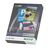 Leitz Lamnierfolie UDT glänzend A4 250 Mikron 100 Stück