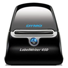 500 DRUCKER ETIKETTEN WEIß 25x54mm für DYMO Labelwriter 400 Duo 400 Turbo