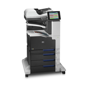 hp color laserjet m775z a3 all in one drucker kopierer scanner fax laserdruck. Black Bedroom Furniture Sets. Home Design Ideas
