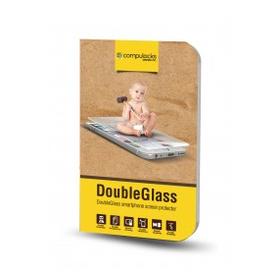 compulocks DoubleGlass Premium Tempered Glass 9H