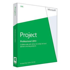 FPP Medialess MS Project Professional 2013 32bit/x64 Vollversion Deutschh Win