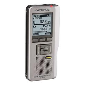 Olympus DS-2500 Diktiergerät, Aufnahmedauer (QP/SP) bei 2GB 148/303h,