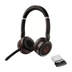 Jabra Evolve 75 UC Stereo Headset Bluetooth USB