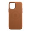 Apple Leder Case mit MagSafefür iPhone 12 Pro Sattelbraun
