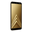 "Samsung Galaxy A6 Gold 14,2 cm (5,6"") Touchcreen 16/16MPixel 32GB LTE WLAN Bluetooth Android"