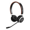 Jabra Evolve 65 UC Duo Headset Schnurlos Bluetooth
