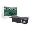 Digitus Combo KVM Switch 1 User/2PCs  je PS/2 oder USB Hot-Swap Funktion