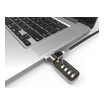 compulocks Ledge T-Bar Security Adapter und Combination Lock für MacBook Pro