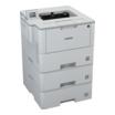 Brother HL-L6400DWTT A4 Laserdrucker s/w 1200x1200dpi 50ppm 512 MB max. Papierkapazität 3x 520 Blatt