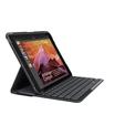 """Logitech Slim Folio Keyboard Case für iPad 9,7"""" (2017) schwarz QWERTZ"""