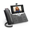 "Cisco 8865 IP Phone Schwarz 12,7 cm (5"")"