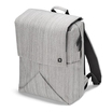 Dicota Code Backpack für 33cm (13'') Notebooks Polyester grau