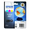 Epson Tintenpatrone 267 Gelb/Cyan/Magenta für WorkForce WF-100W