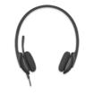 Logitech H340 USB Headset schwarz