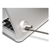 Kensington MicroSaver Ultrabook Laptop Keyed Lock grau 1,82m