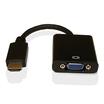 Fujitsu Adpaterkabel HDMI/VGA Stecker/Buchse