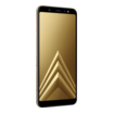 "Samsung Galaxy A6 Plus Gold 15,24 cm (6"") Touchcreen 24/16MPixel 32GB LTE WLAN Bluetooth Android"