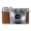 "Canon PowerShot G9X silber 20,2 MPixel 3x opt. Zoom 7,6 cm (3"") Touch-Display"