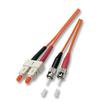 EFB LWL Duplexkabel 50/125µ ST/SC orange 2m
