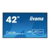 "Iiyama ProLite LH4282SB-B1 Monitor 106,5 cm (42"") 1920 x 1080 Pixel 8 ms"