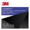 """3M Comply Befestigungssystem für MacBook 29,5-39,1cm (11,6-15,4"""") 16:9/16:10"""