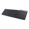 Hama KC500 kabelgebundene Tastatur schwarz
