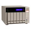 QNAP TVS-673E NAS-Server 6 Bay 4 GB