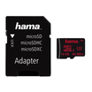 Hama microSDHC 16GB UHS Speed Class 3 UHS-I 80MB/s + Adapter/Mobile